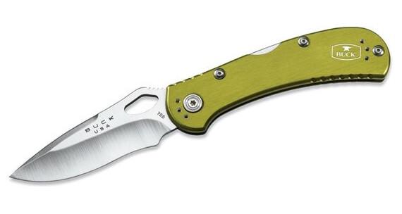Buck Knives Spitfire Grön